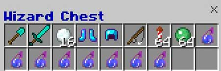 Be a Wizard mcpe 1