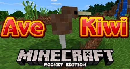 Мод Ave Kiwi для Minecraft PE