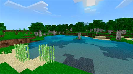 Enhanced Minecraft mcpe 2