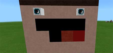 Funny Eyes mcpe 2