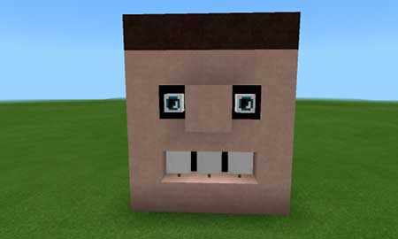 Funny Eyes mcpe 1