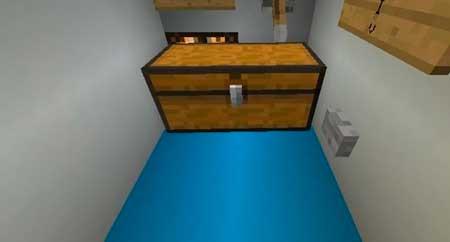 Redstone Sea Temple Mini Base mcpe 6