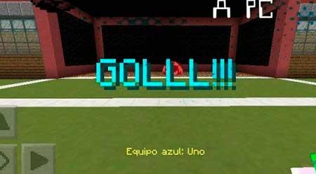 Soccergame mcpe 3