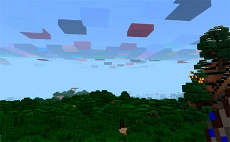Blood Forest mcpe 5