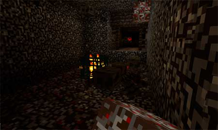 Blood Forest mcpe 4