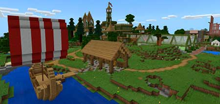 Dallasmed65's Let's Play World Season 1 mcpe 2