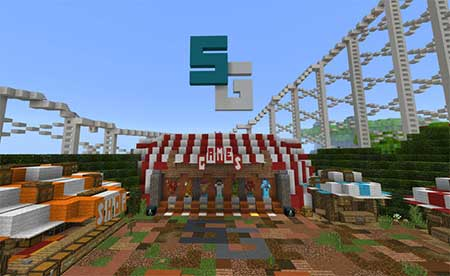 SG Fan Realm World mcpe 1