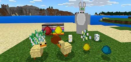 Easter mcpe 1