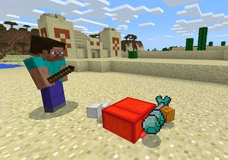 Lockable Chests mcpe 4
