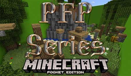 Карта PFP Series для Minecraft PE