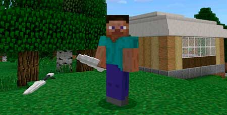 More Trident Models mcpe 4