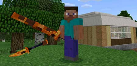 More Trident Models mcpe 2