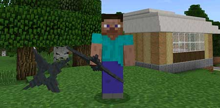 More Trident Models mcpe 1
