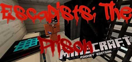 Карта Escapists: The Prison для Minecraft PE