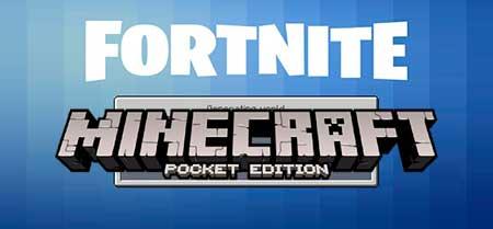 Мод Fortnite для Minecraft PE
