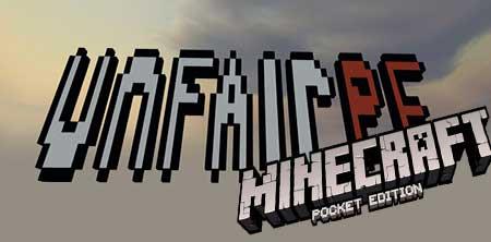 Карта UnfairPE Aqua Edition для Minecraft PE