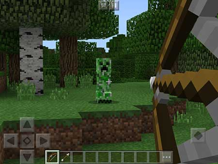 Gun Scope mcpe 1