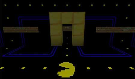Pac-Man mcpe 1