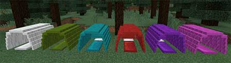 Tents mcpe 2