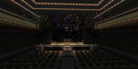 SquArena Concert Hall mcpe 3