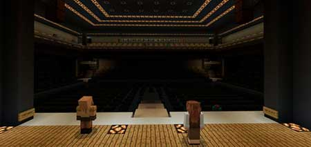 SquArena Concert Hall mcpe 2