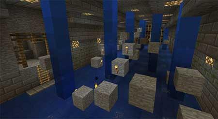 Dungeon-Craft mcpe 3