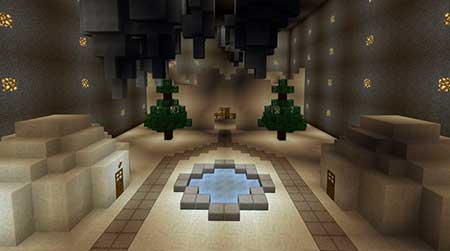 Dungeon-Craft mcpe 4