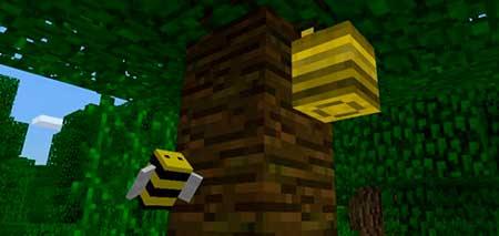 Bumble Bee mcpe 1
