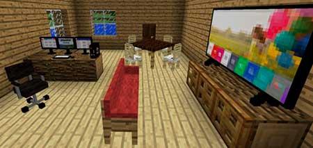 Decoration New mcpe 2