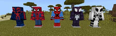 Spider-Man mcpe 1