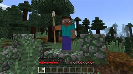 The Aether Trident mcpe 2