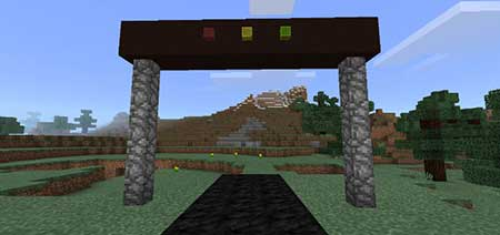 Invisible Item Frames mcpe 1