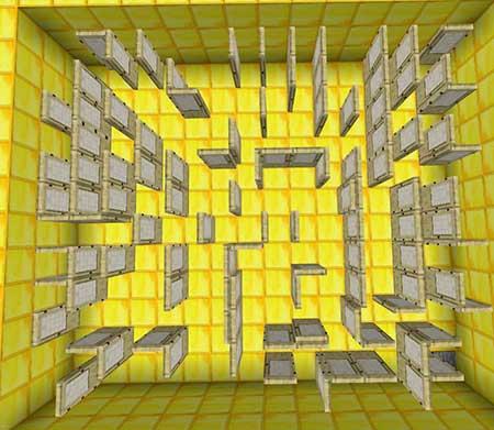 Maze of Amaze mcpe 2