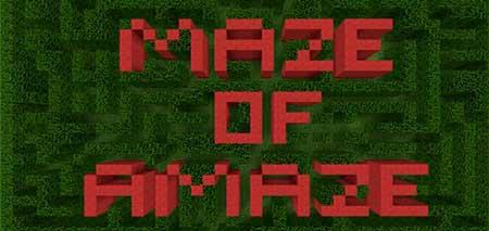 Maze of Amaze mcpe 3