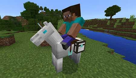 Robot Horse mcpe 1