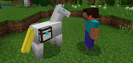 Robot Horse mcpe 2