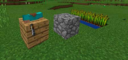 Minecraft Block Heads Pack mcpe 2