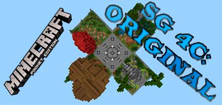 Карта SG 4C: Original для Minecraft PE