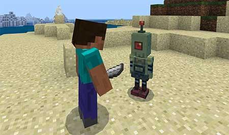 Robotic Servant mcpe 1