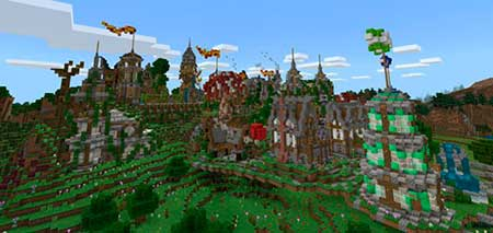 Fantasy Craft 2.0 mcpe 1