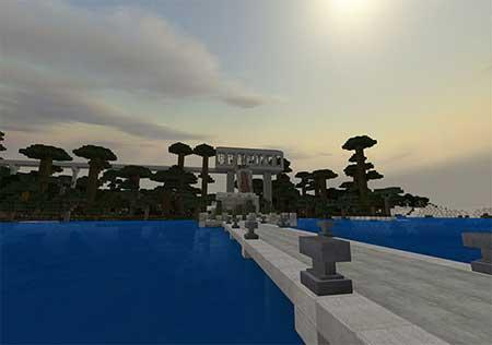 Jurassic Minecraft mcpe 1
