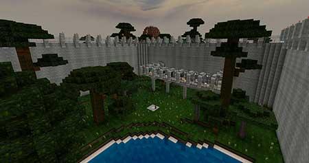 Jurassic Minecraft mcpe 4