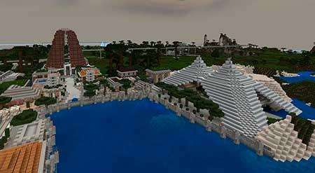 Jurassic Minecraft mcpe 5