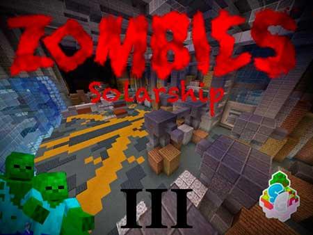 SG Zombies 3 mcpe 3