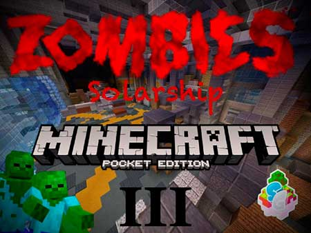 Карта SG Zombies 3 для Minecraft PE
