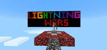 Lightning Wars mcpe 1
