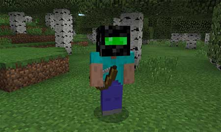 Night Vision Goggles mcpe 2