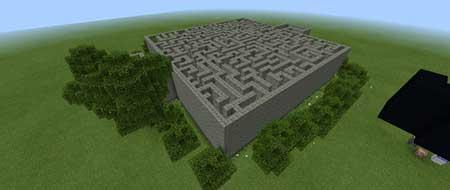 Maze PvP Team Battle mcpe 2
