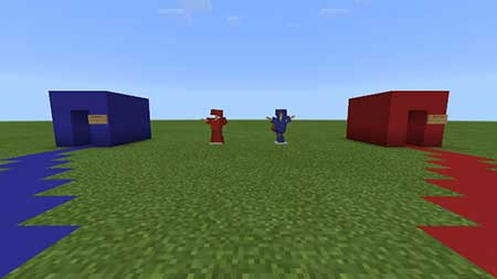 Maze PvP Team Battle mcpe 1