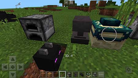 Working Debug Stick mcpe 1